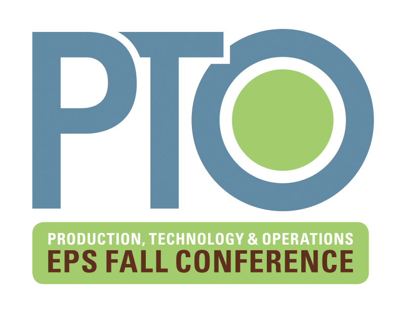 Production Technology Amp Operations Conference Eps